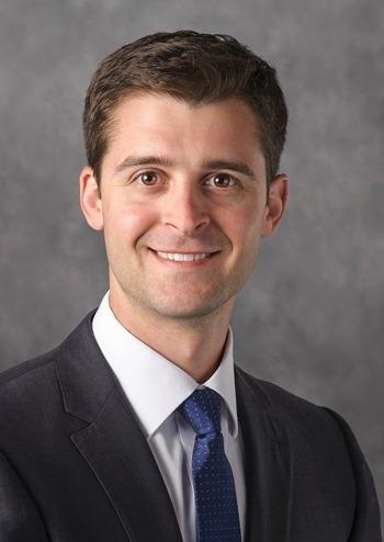 Dr. Mongillo, smiling