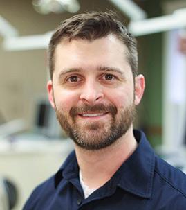 Dr. Mongillo smiling